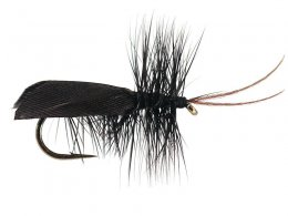 Caddis & Sedge & Wulffs