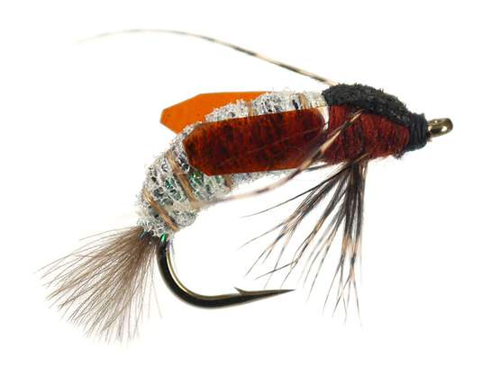 Caddis Emerger - Green
