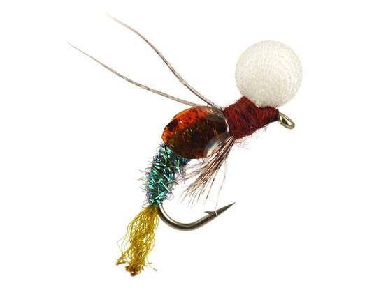 Caddis Stillborn - Green