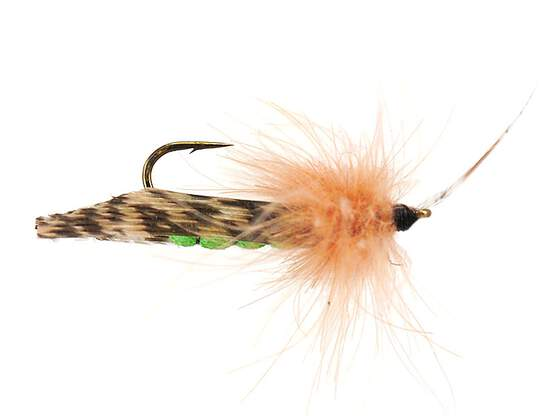 S5 Sedge Slow Water - Brown