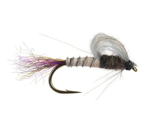 CDC Straight Loopwing Emerger - Tan