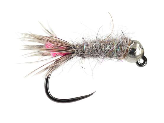 Ales Peeping Caddis  Rose TG Jig BL