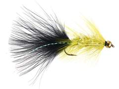 Wooly Bugger Cactus Chenille Fluo Yellow 6