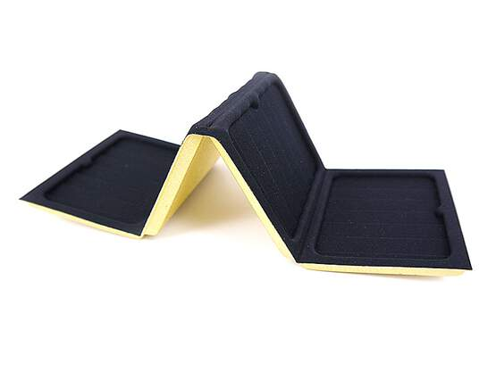 Fliegendose FOAMWALLET BARBLESS - gold