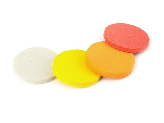 FOAM COINS hotfly - 10 pc.
