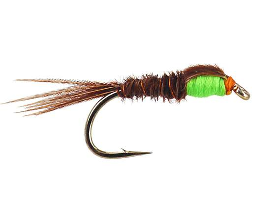 Pheasant Tail Green Nymph