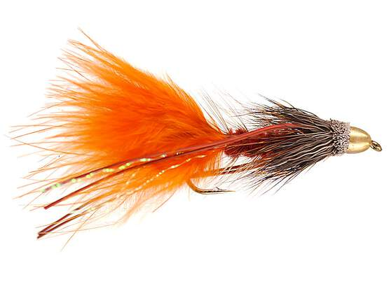 Orange River Bugger Conehead Muddler