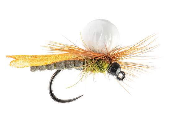 Caddis Grey SPI 10 Barbless
