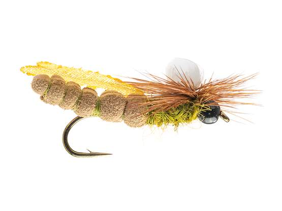 Caddis Tan SPI 10