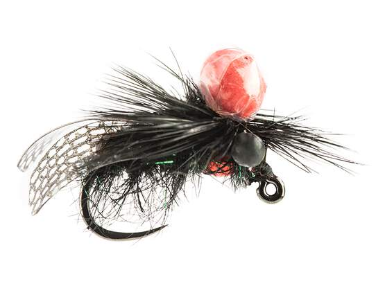 Black Spinfly SPI 8 Barbless