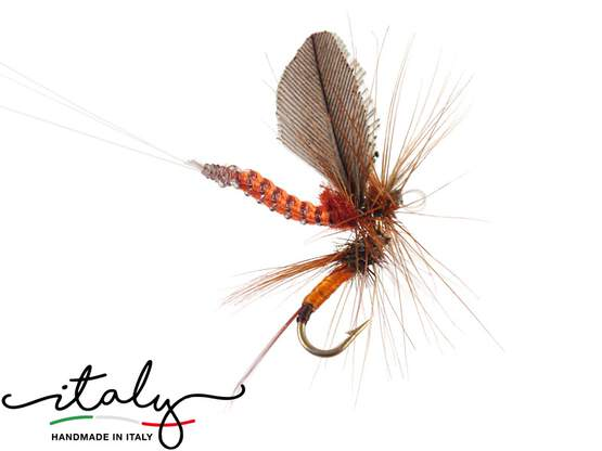 Orange & Emerger - 10 mm