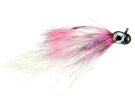 Grizzly Upside Down Streamer Pink