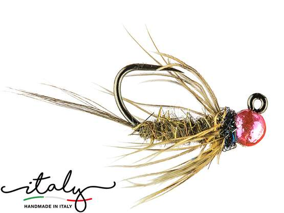 Garcias Hare and Soft Hackle Winner