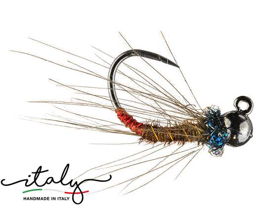 Tactical Pheasant Tail Dark
