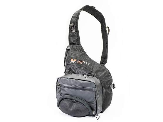 Sling-Rucksack TACTICAL SP BLACK EDITION hotfly